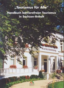 Handbuches für Tourismus in Sachsen-Anhalt
