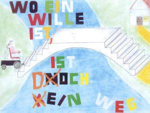 13.08.2003 Ausstellung Kunst kennt keine Barrieren