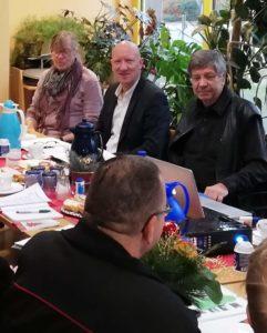 Zum 01. Oktober 2019 wurde Dr. Christian Walbrach zum neuen Behindertenbeauftragten des Landes Sachsen-Anhalt berufen worden.  Zeitnah gab es ein Gespräch beim ABiSA durch Dr. Walbrach und Absprachen zur künftigen Zusammenarbeit.